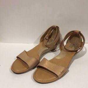 Born Pfeiffer leather Sandals